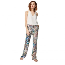 Morgan pants PALAZO.F ROSE