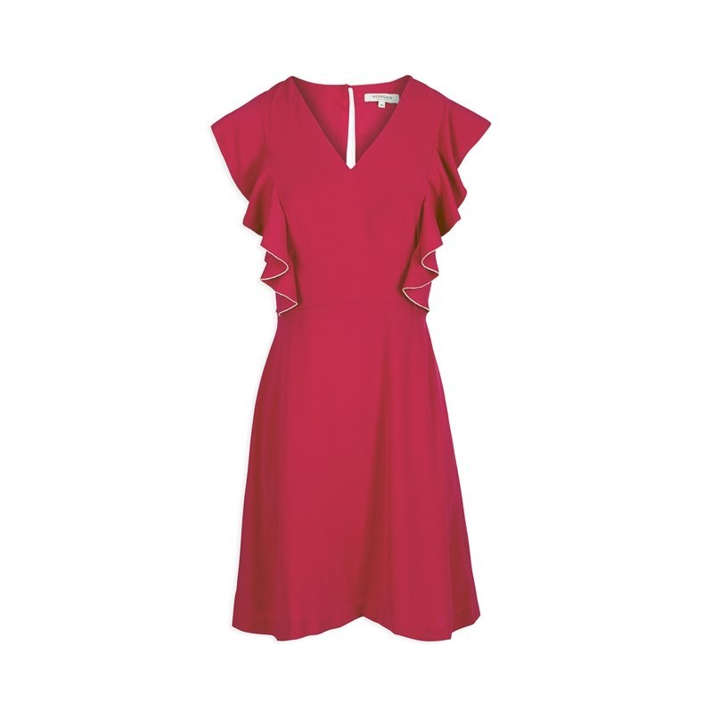 Morgan dress RPOPI.N FUCHSIA