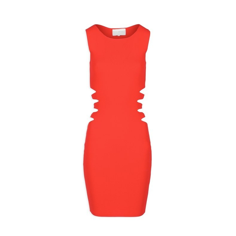 Morgan dress RSLIT.M ORANGE