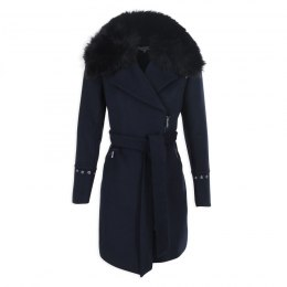 Morgan coat GFRAK.P NAVY