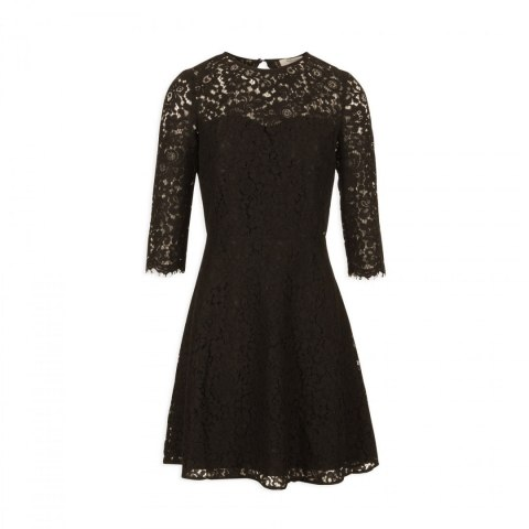 Morgan dress RAKA.P NOIR