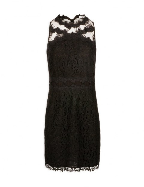 Morgan Dress RJOLIE.P NOIR