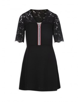 Morgan Dress ROSALI.N NOIR