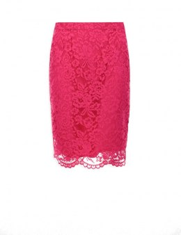 Morgan skirt JLACE.F FUCHSIA