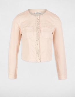 Morgan Jacket VPERLA.P NUDE