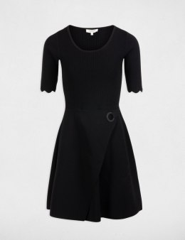 Morgan Dress RMO.N NOIR