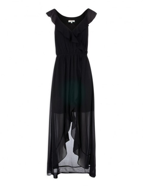 Morgan Dress RVOLA.N NOIR