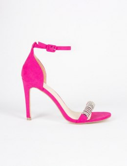 Morgan Heeled Sandals 1EXTRA.N FUSCHIA