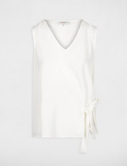 Morgan Blouse OLUCY.N OFF WHITE