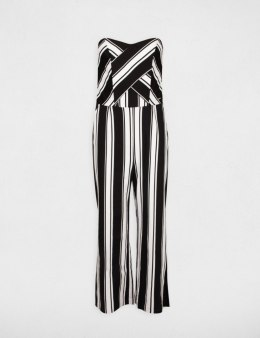 Morgan Jumpsuit PAMINA.F OF WHITE/NOIR