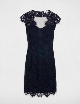 Morgan Dress RAHEL.N NAVY