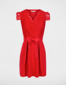 Morgan Dress ROME.P FRAMBOISE