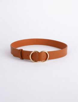 Morgan Belt 3HUIT.N CARAMEL