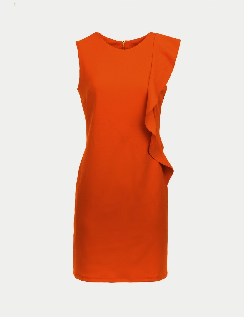 Morgan Dress RMAE.P ORANGE