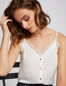 Morgan Blouse OLIA.N OFF WHITE