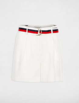Morgan Shorts SHOU.N OFF WHITE