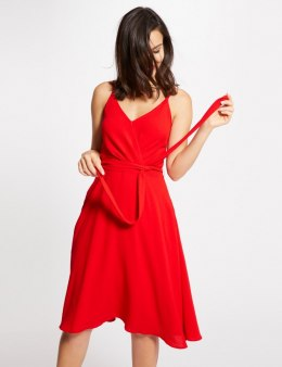 Morgan Dress RAMIA.F ROUGE