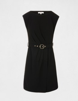 Morgan Dress ROMA.N NOIR