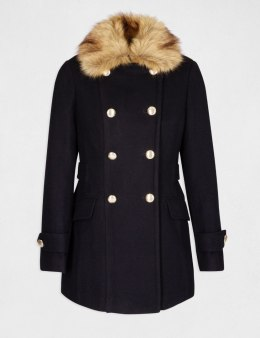 Morgan Coat GBOLI.N MARINE