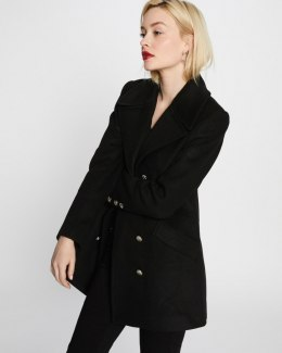 Morgan Coat GCALO.N NOIR