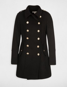 Morgan Coat GUSTIN.N NOIR