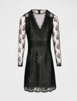 Morgan Dress RDENTY.P NOIR