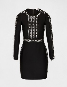Morgan Dress RKIMY.P NOIR