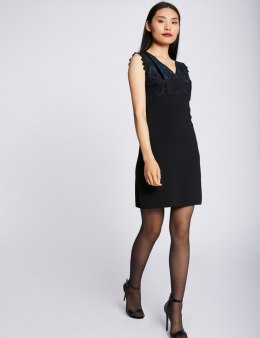 Morgan Dress RMCROI.N NOIR