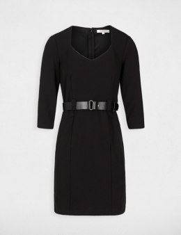 Morgan Dress REBEKA.N NOIR