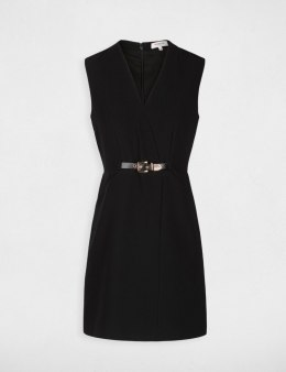 Morgan Dress RWANA.N NOIR