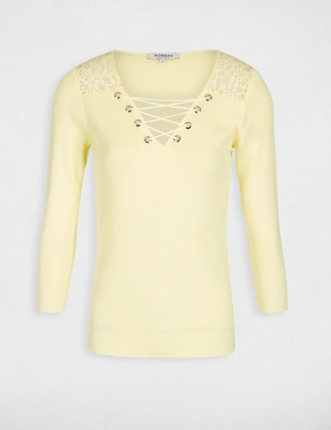 Morgan Sweater MELISE.N LIMONADE