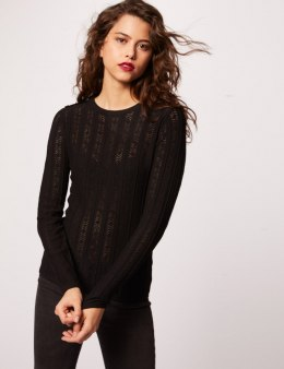 Morgan Sweater MLULA.N NOIR