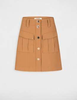 Morgan Skirt JALLO.N CARAMEL