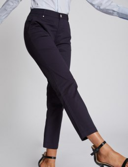 Morgan Pants PCOOL.N MARINE