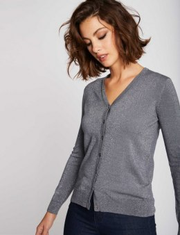 Morgan Sweater MLUXY.P ARGENTE