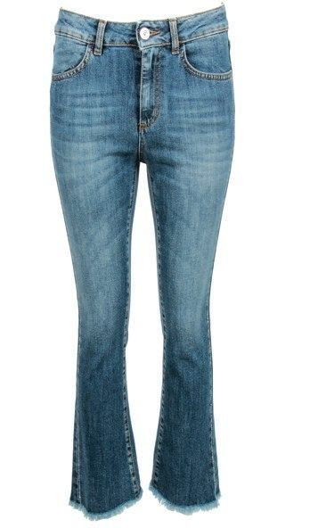 LAUREN VIDAL Pants PE3232 DENIM