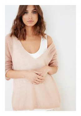 LAUREN VIDAL Sweater PLE3223 NUDE