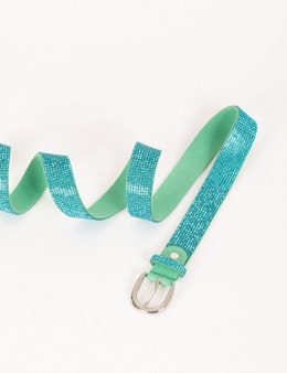 Morgan Belt 3DIAMS.N TURQUOISE