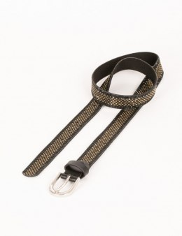 Morgan Belt 3DIMA.N NOIR
