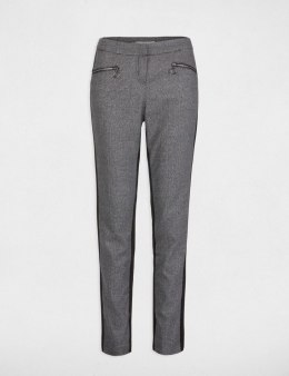 Morgan Pants POLOU.N GRIS/NOIR