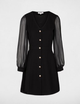 Morgan Dress RBELLA.W NOIR