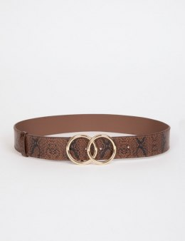 Morgan Belt 3HUIT.N MARRON