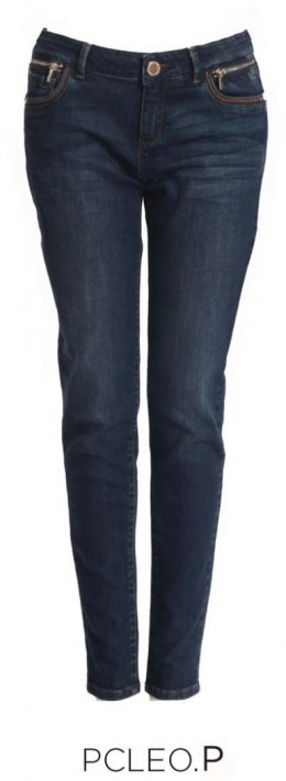 Morgan Pants PCLEO.P JEAN BRUT