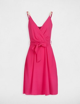 Morgan Dress REMY.F FUCHSIA