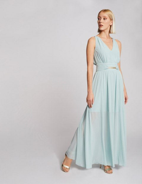 Morgan Dress RGINA.N ACQUA