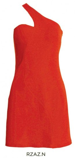 Morgan Dress RZAZ.N ORANGE