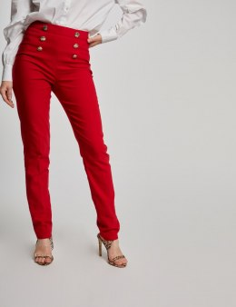 Morgan Pants PEARLY.F CHERRY