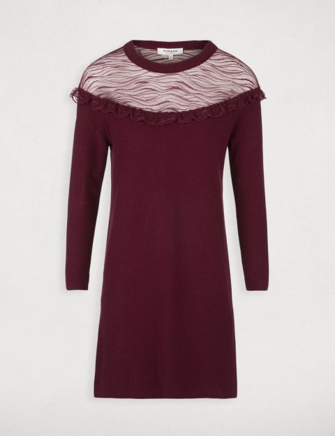 Morgan Dress RDALI.M BORDO