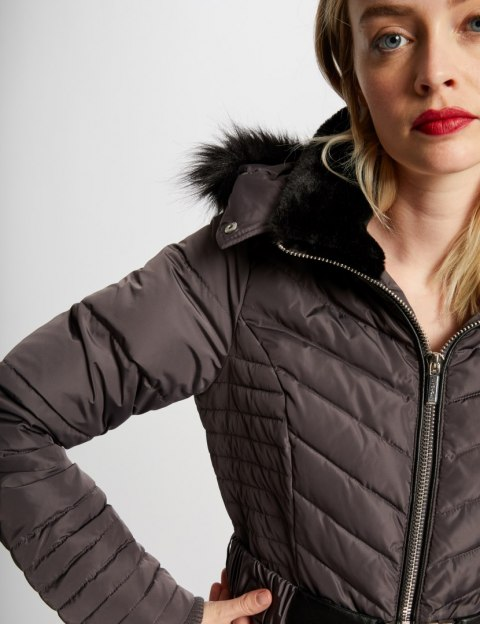 Morgan Jacket GIRO.N GRIS ANTRACIT