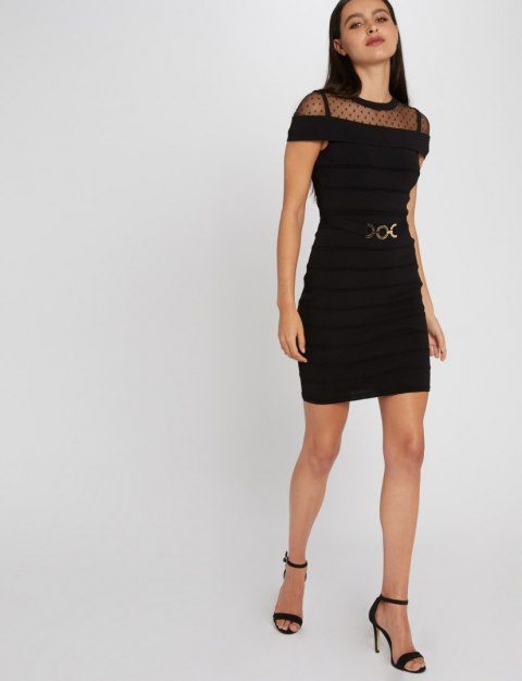Morgan Dress RMOLIA NOIR